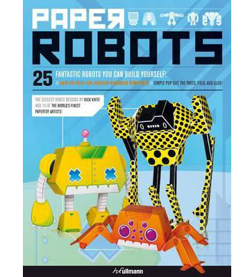 Papertoy Robots