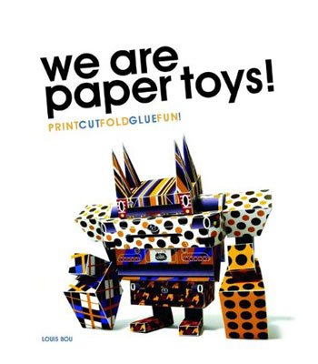 We are Papertoys!